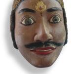 Mask by Ida Bagus Oka Kerebuak