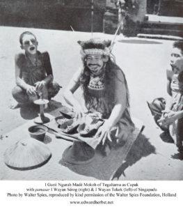 I Gusti Ngurah Madé Mokoh as Cupak