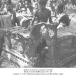 Jégogan in gamelan pajogédan of Sayan