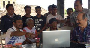 Visiting Gong Sulahan, Bangli